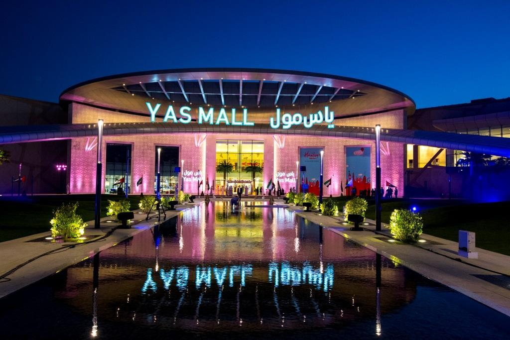 yas mall the leading shopping and entertainment destination in the uae. Black Bedroom Furniture Sets. Home Design Ideas