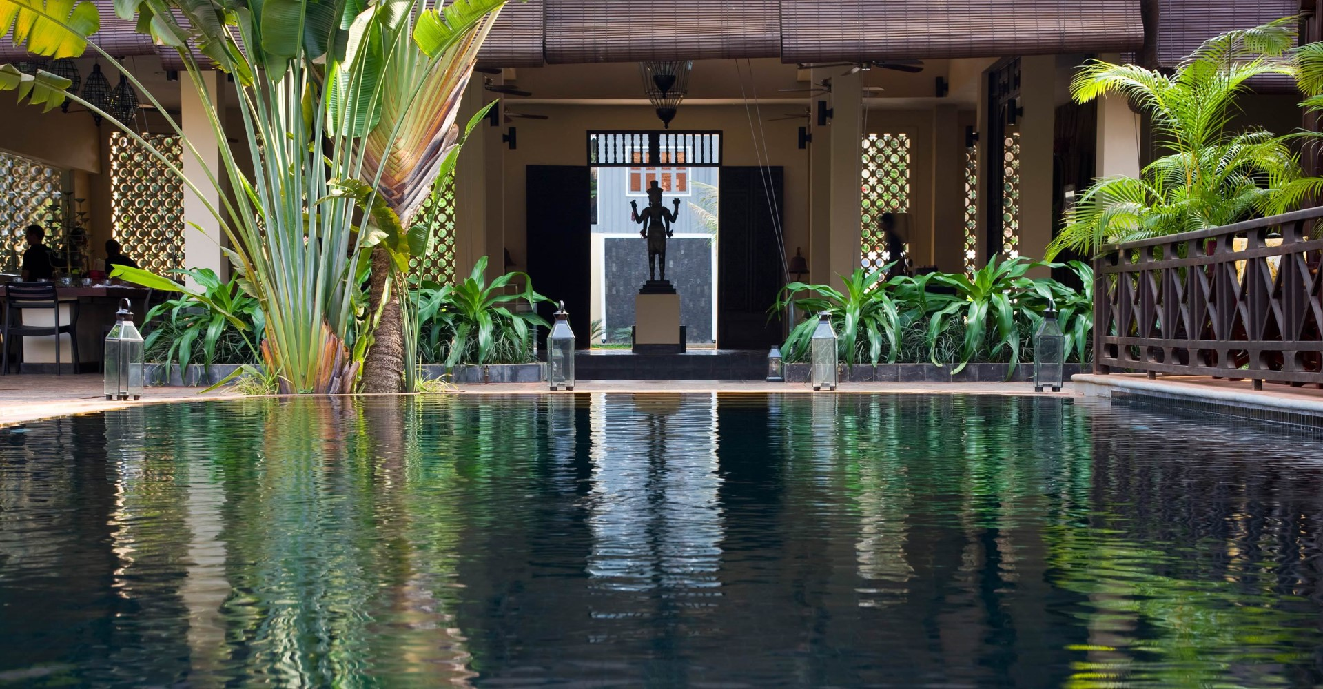 The Samar Villas & Spa Reosrts