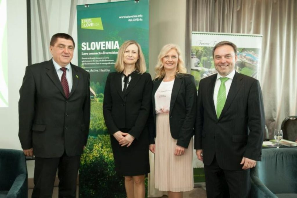 Slovenia in Zagreb
