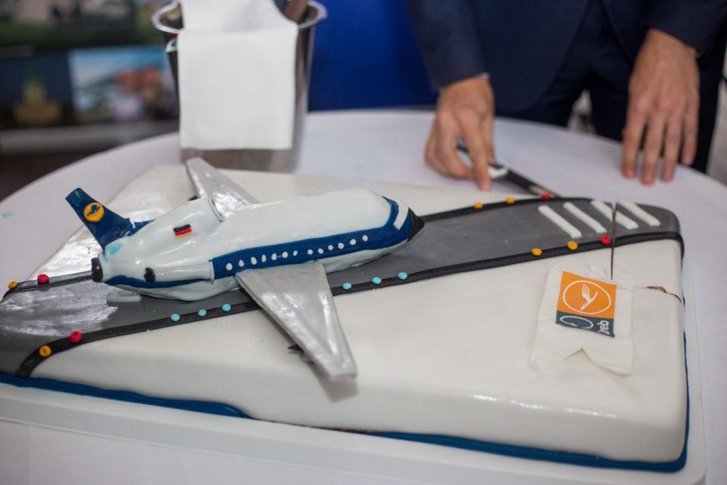 Birthday Cakes Zagreb ~ Lufthansa celebrates years in croatia magic club