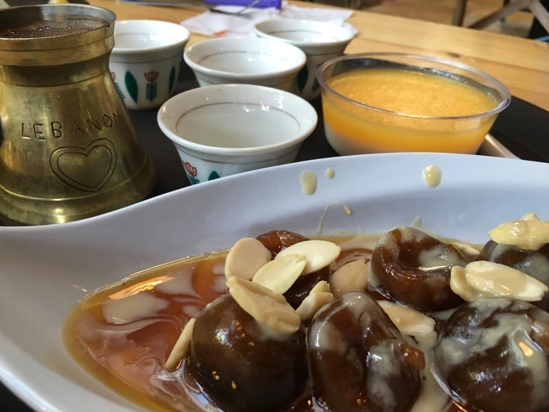 Beirut gastronomy