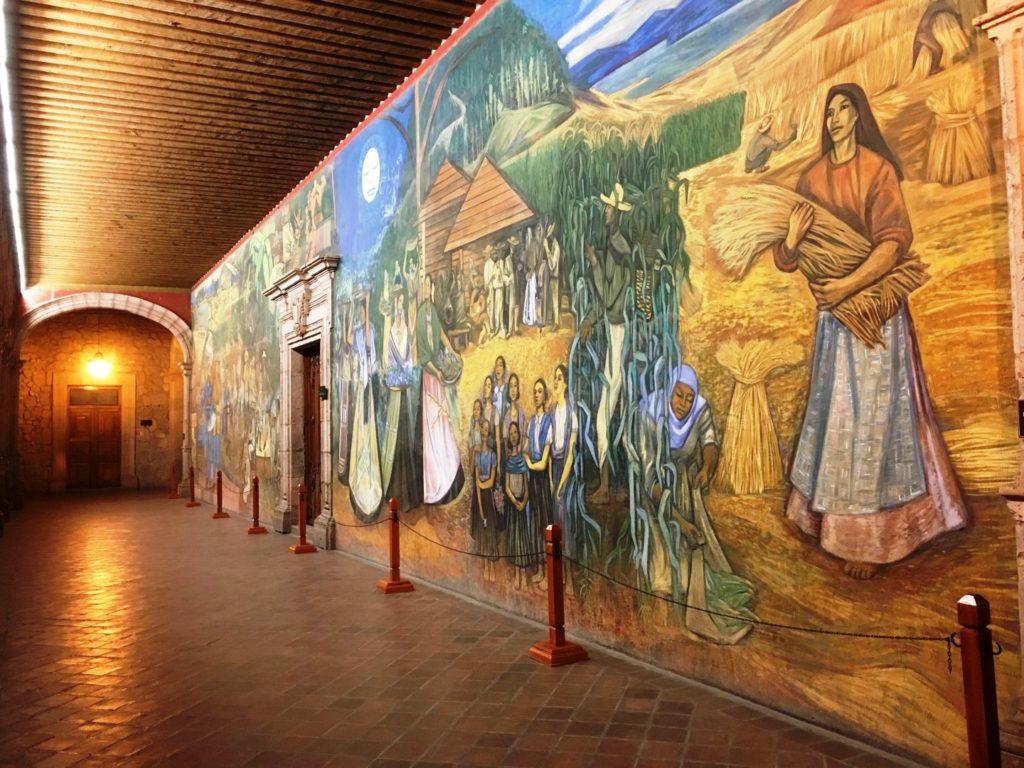 Mural_Morelia_History_Mexico
