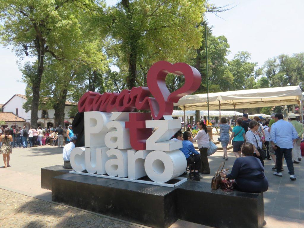 Patzcuaro sign
