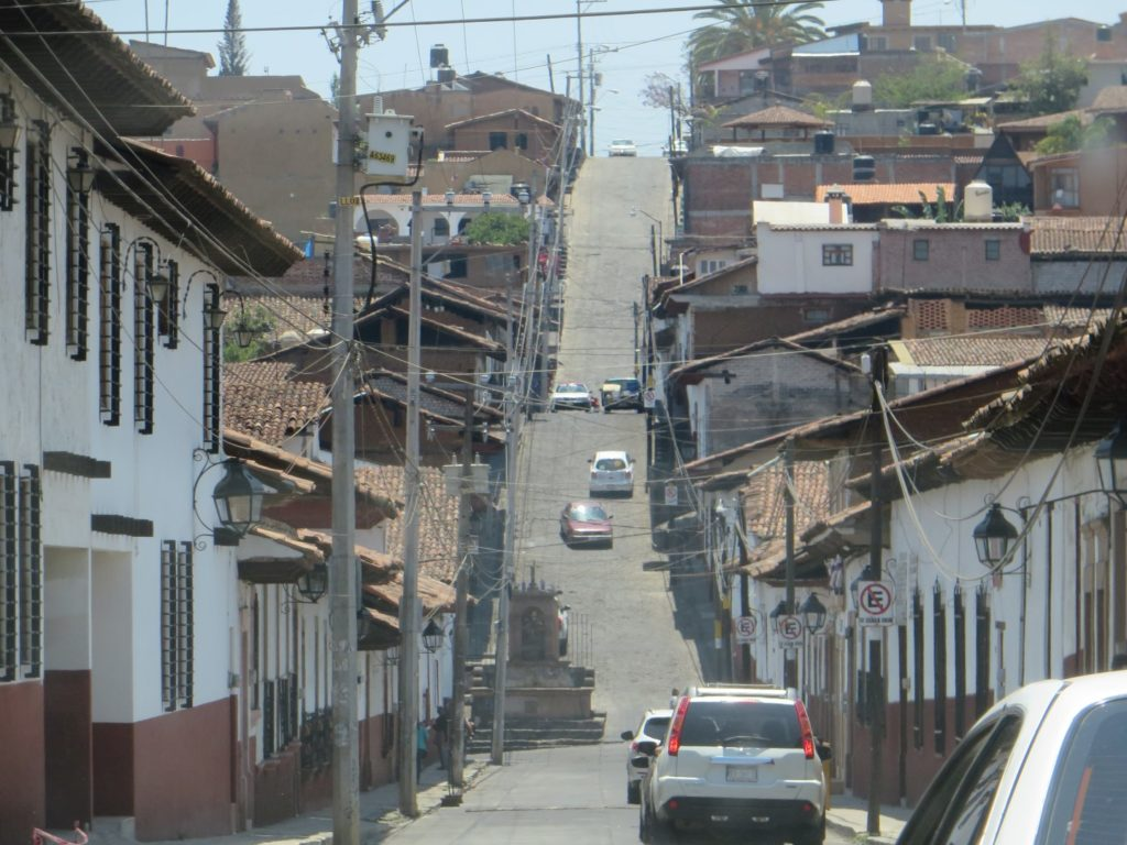 Patzcuaro streets