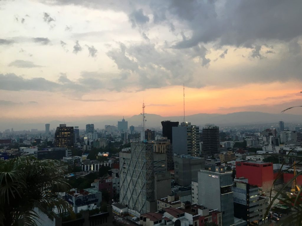 The_view_Mexico_City