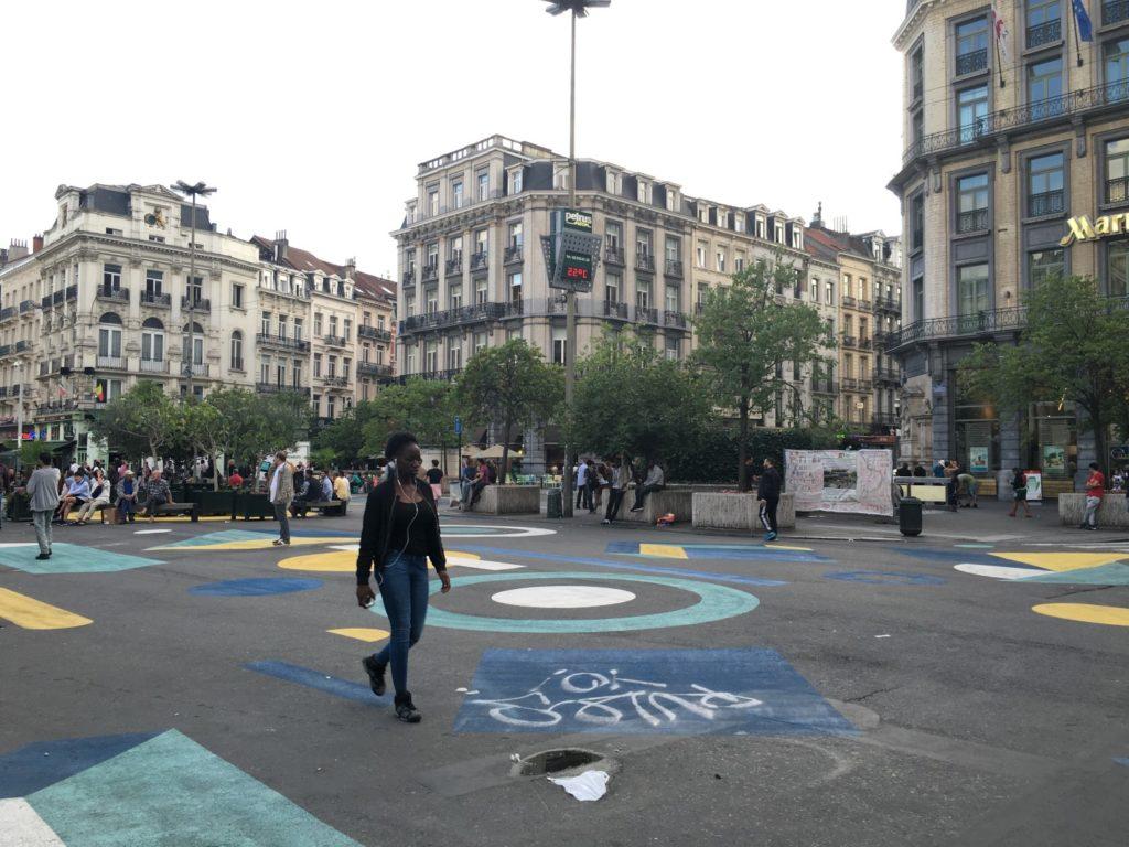 Brissels multicultural city