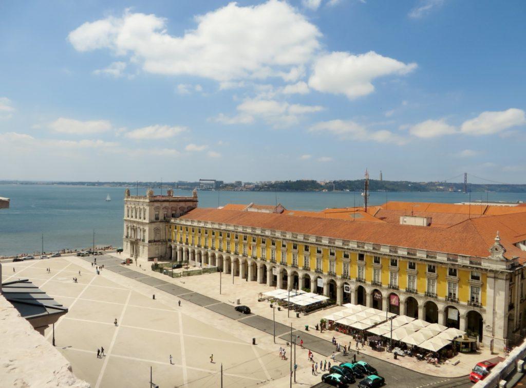 Comercio Square Lisbon