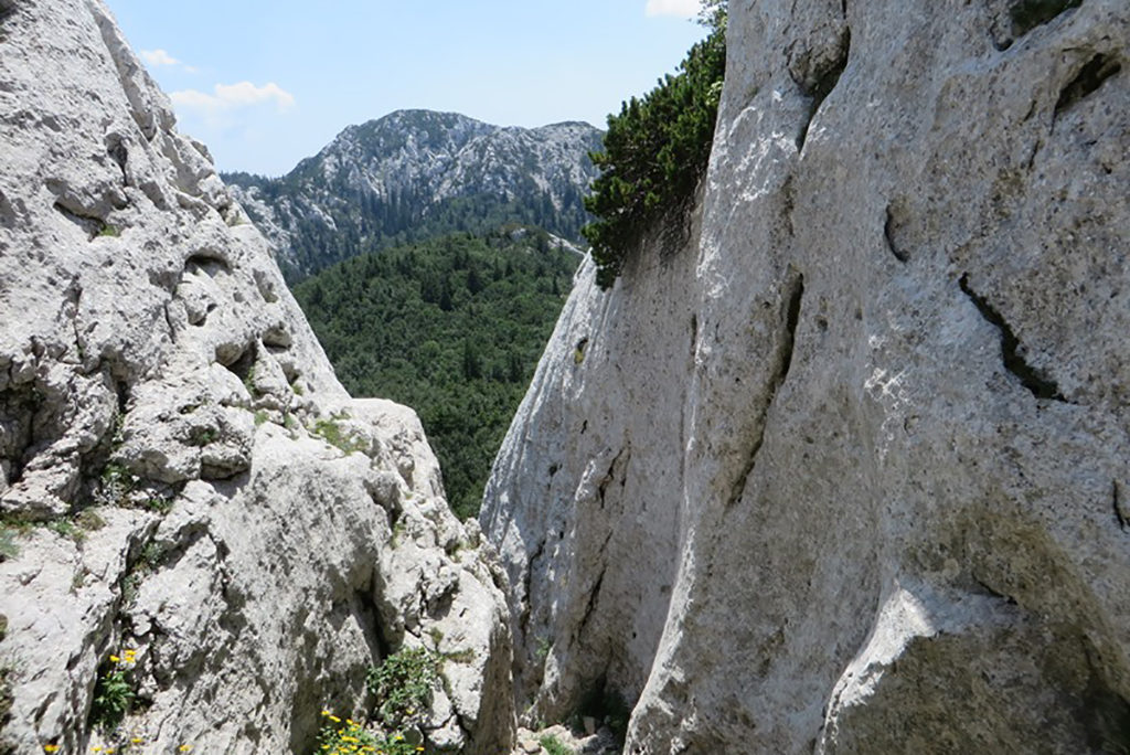 Velebit mountain