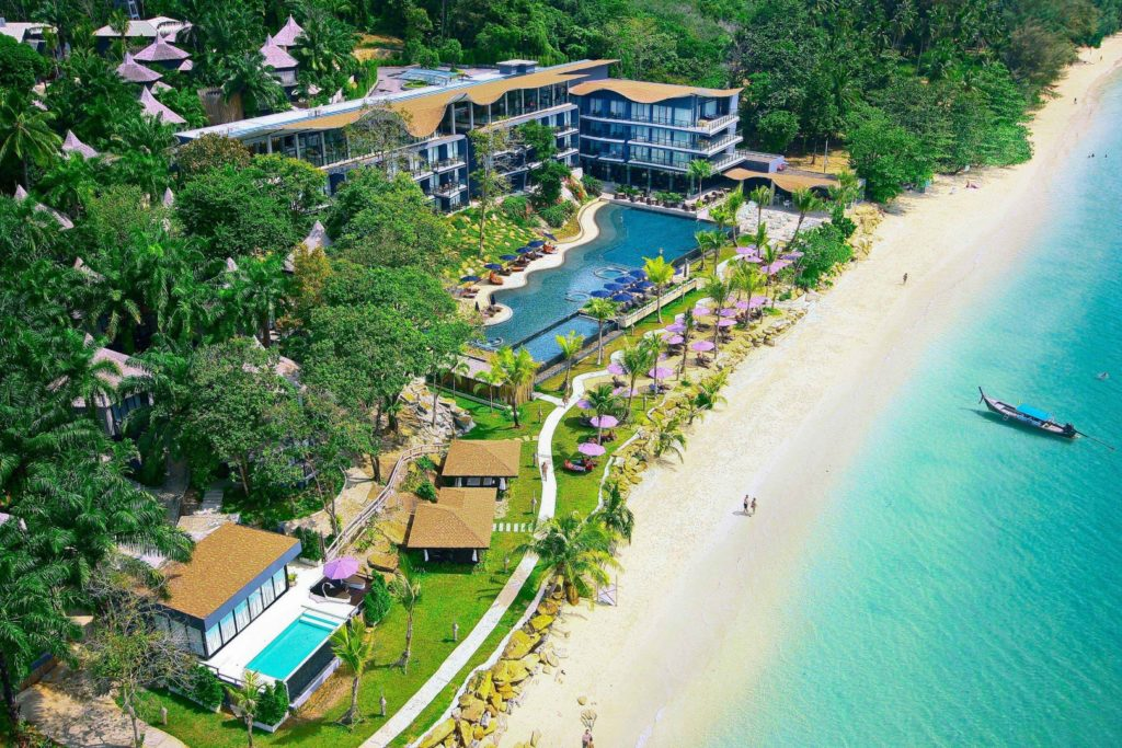 Beyond Resort Krabi Truly Beachfront Hotel On Andaman