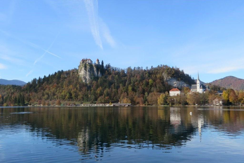 Weekend getaway at Lake Bled in Slovenia