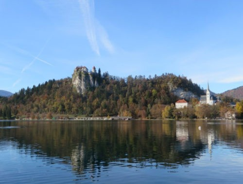 Weekend getaway at Lake Bled in Slovenia