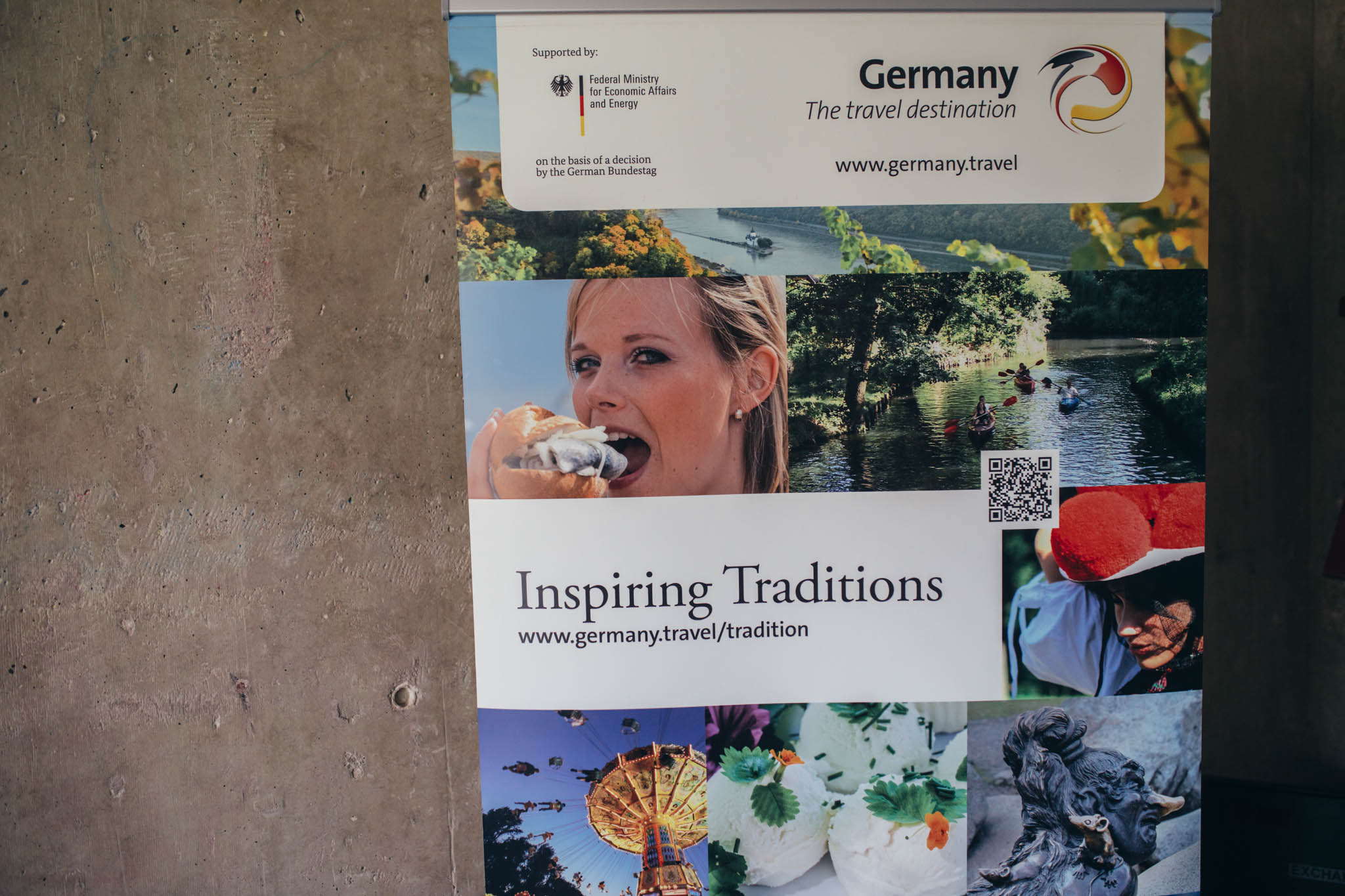 Germany tourism and Lufthansa promotion in Zagreb