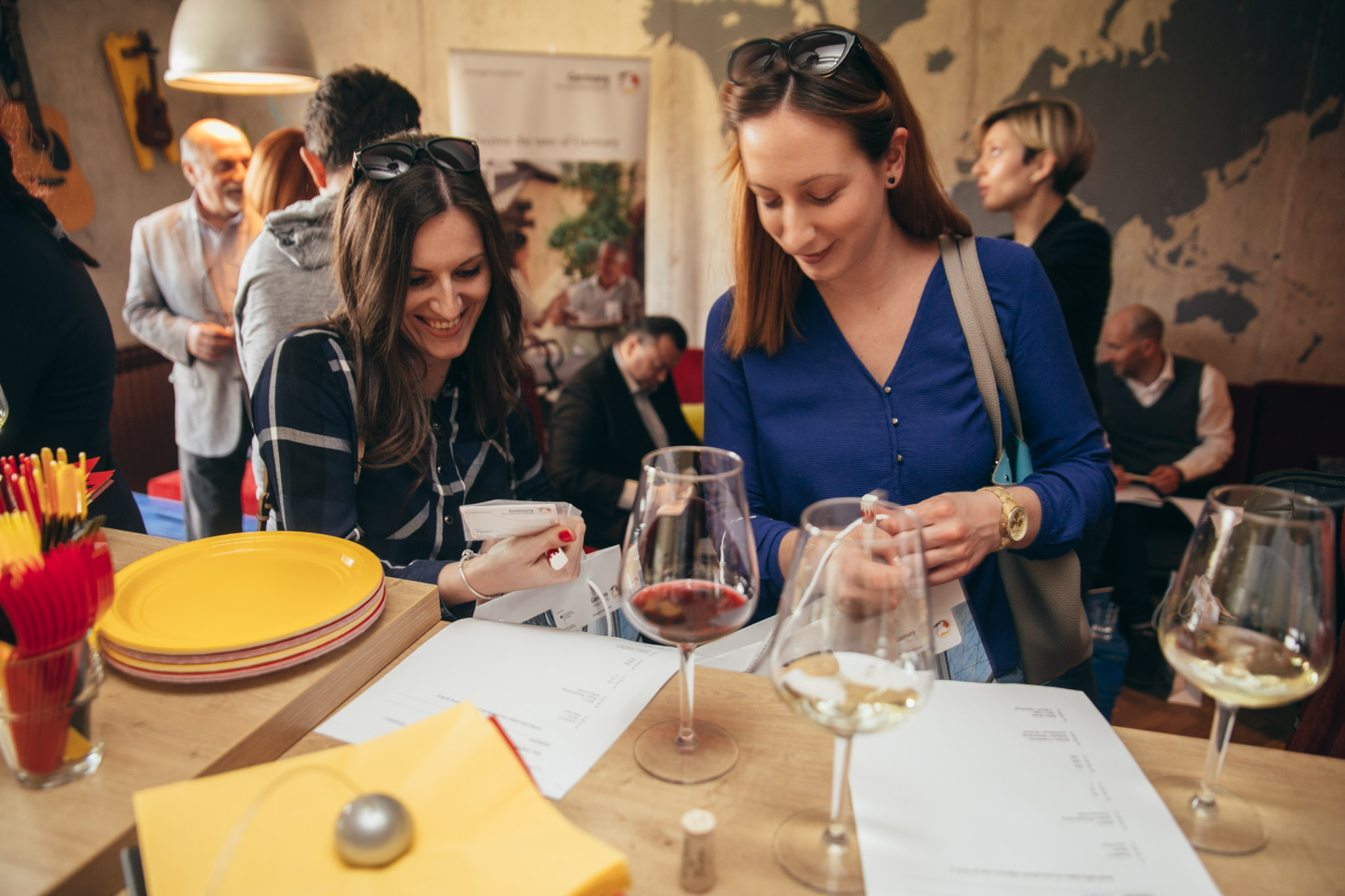 GNTB and LUfthansa B2B quiz in Zagreb