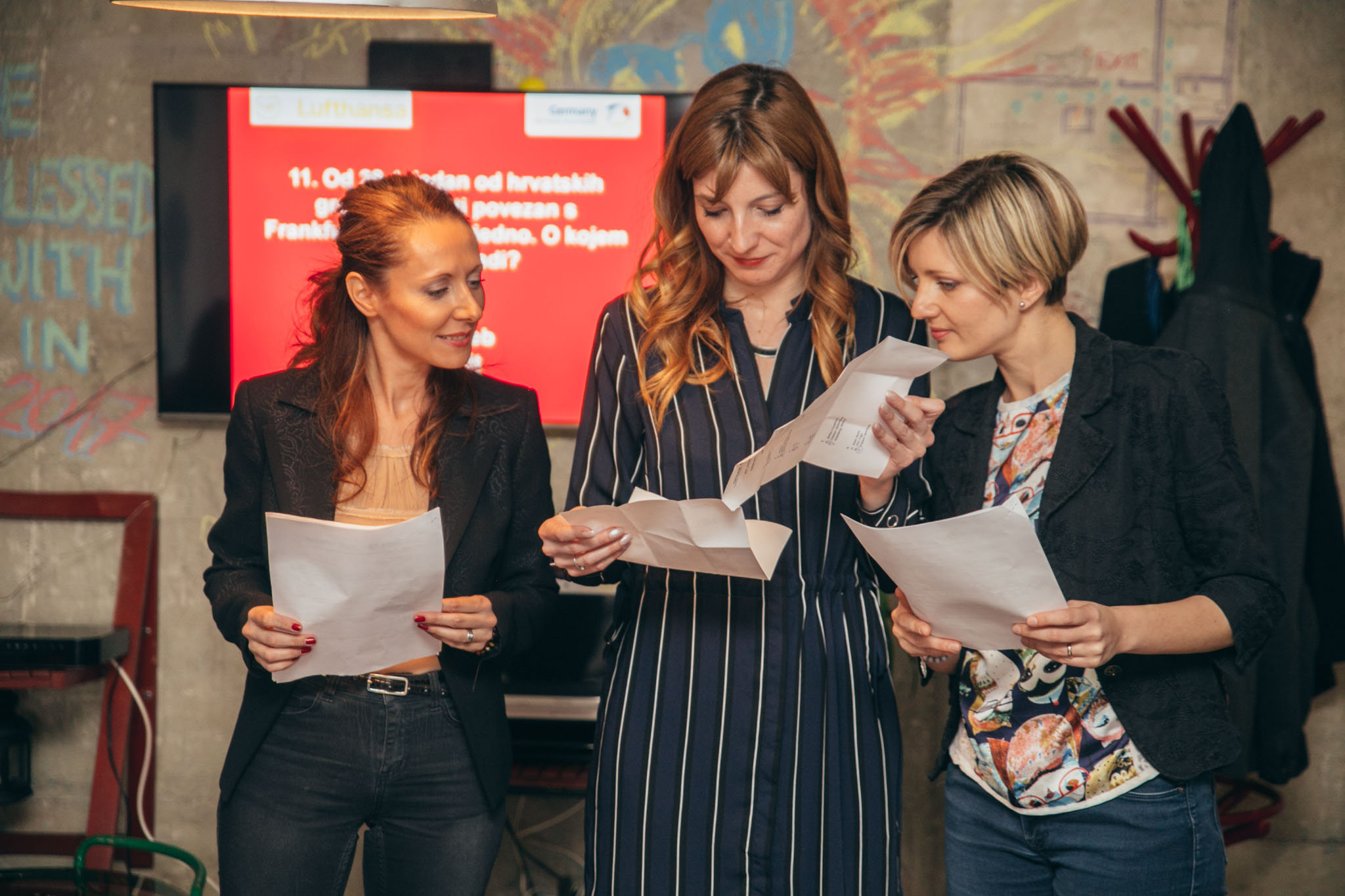 Germany Travel and Lufthansa joinz promotional activities in Zagreb