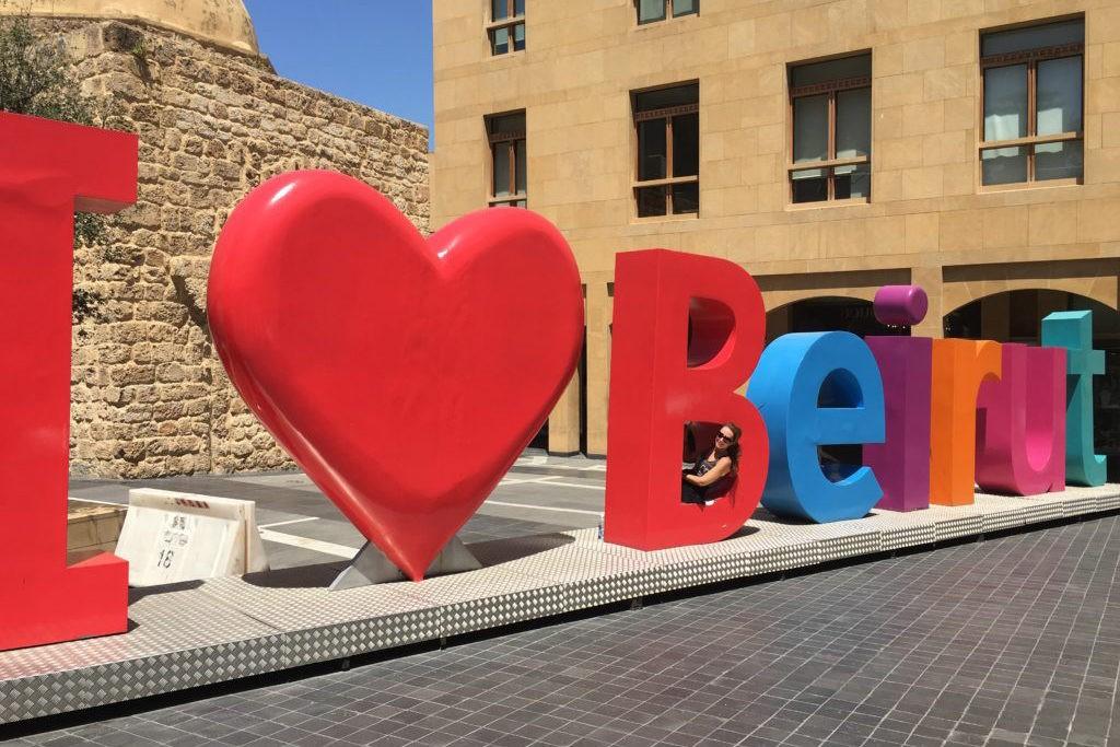 Beirut is not a war zone