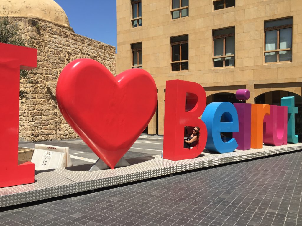 Beirut is not a war zone