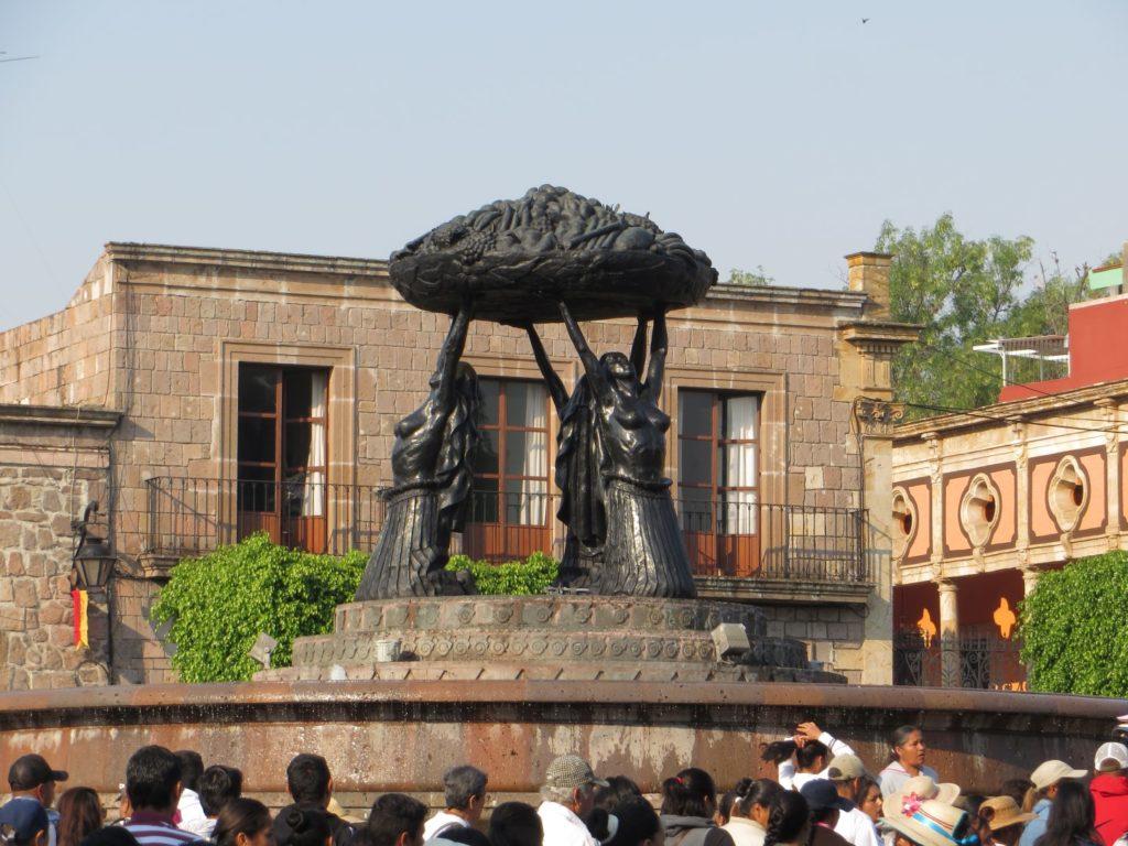 Morelia Statue