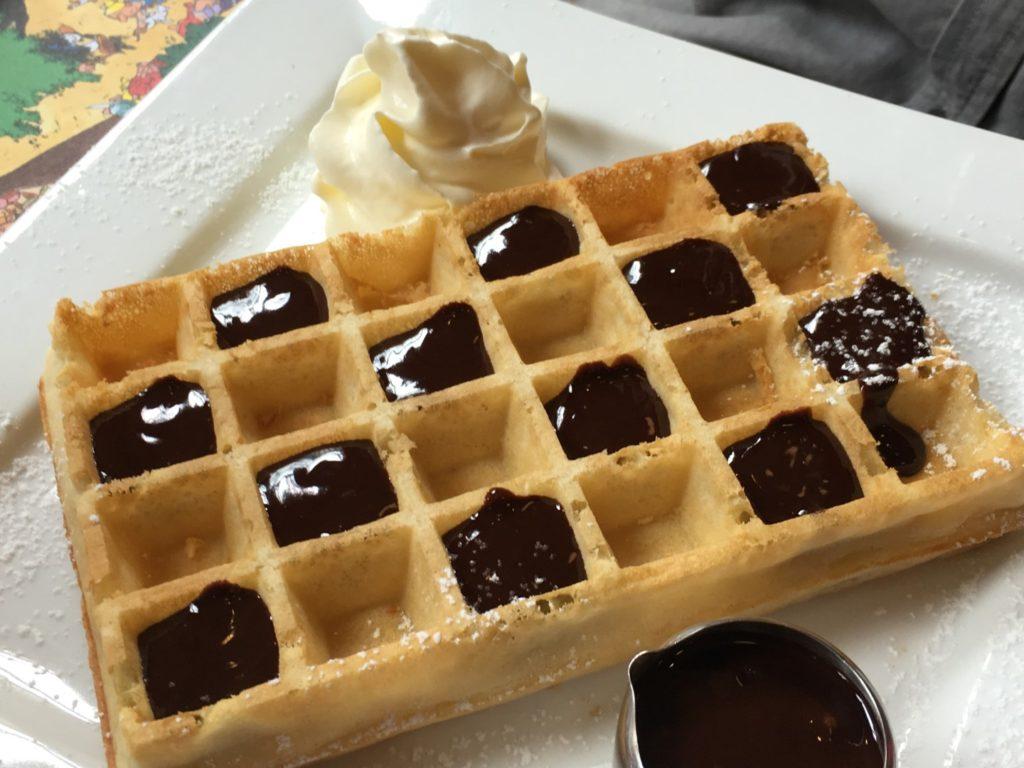Brussels waffles