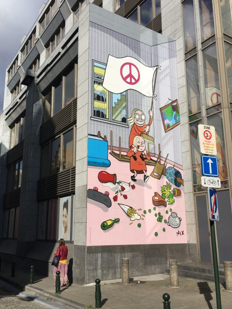 Brussels strip