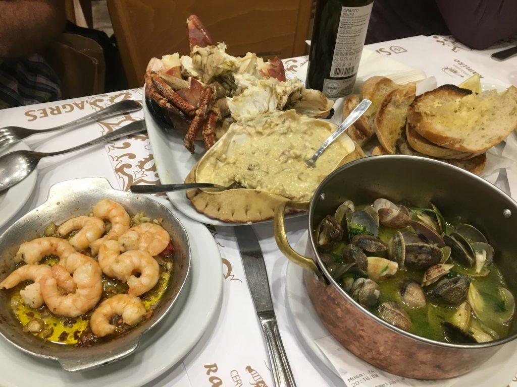 Ramiro_Dinner_Sea_Food