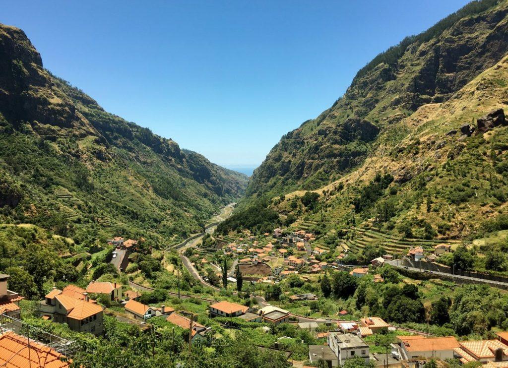 East Madeira