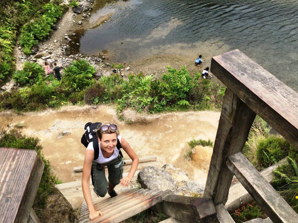 Trekking in Sao Miguel Azores