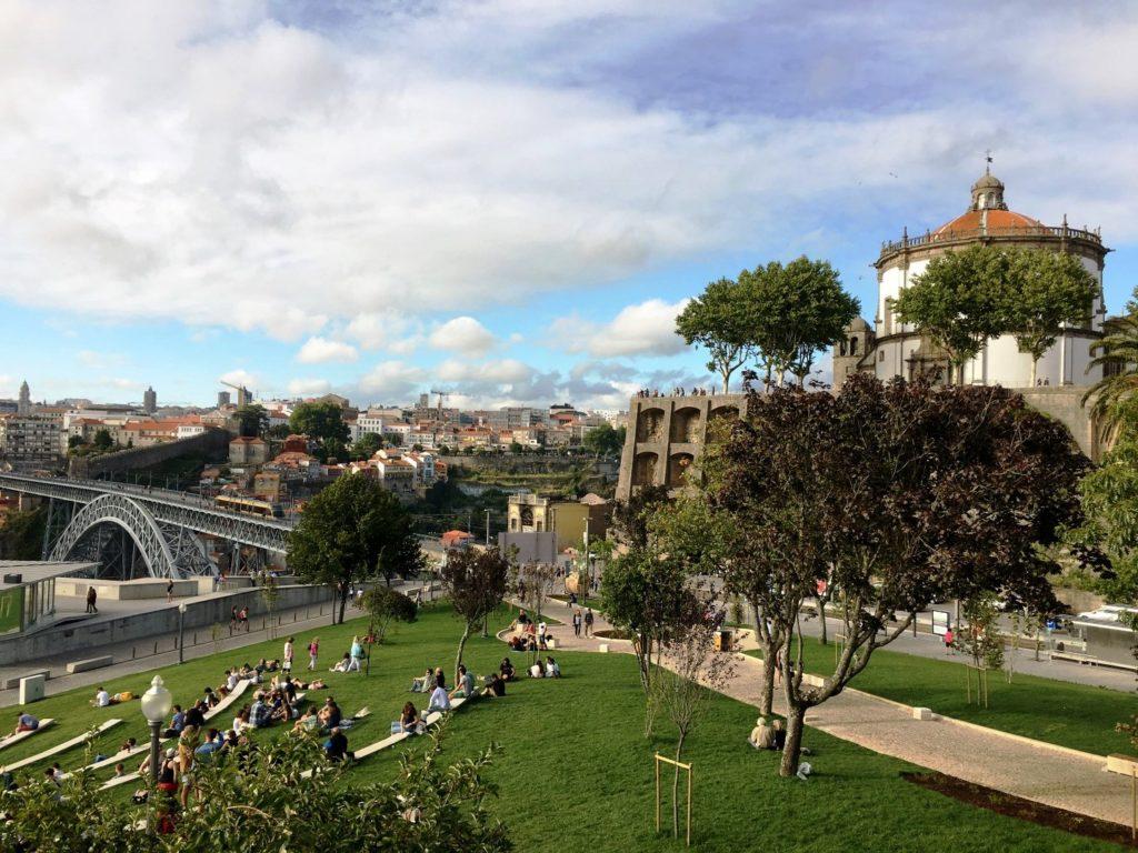 Jardim do Morro in Porto