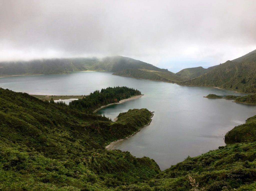Lagoa de Fogo Sao Miguel