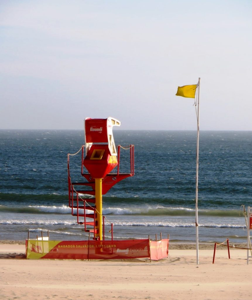 Lifeguard Matoshinos POrtugal