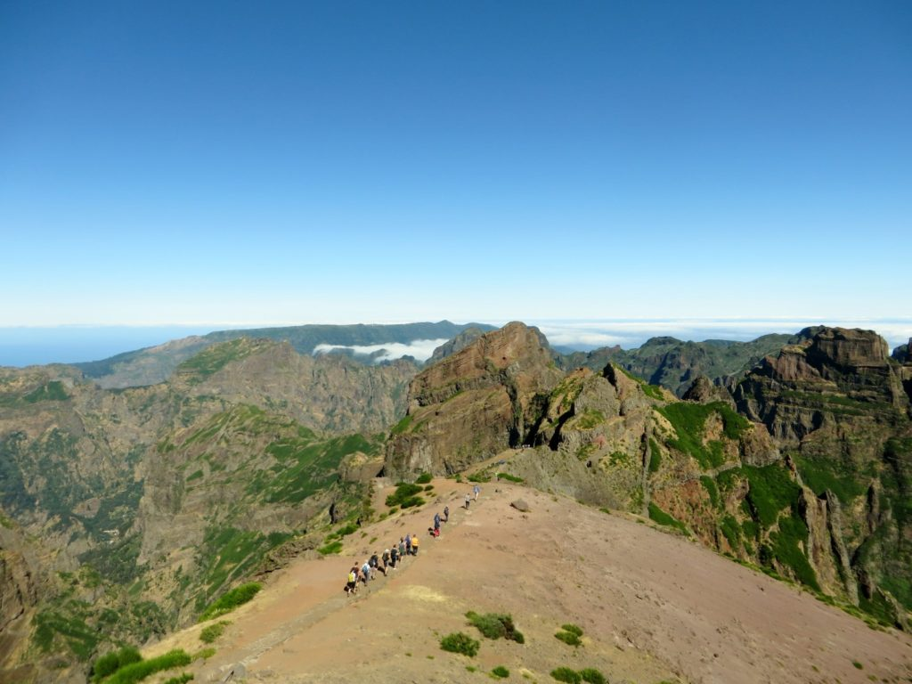 Pico do Airero Madeira