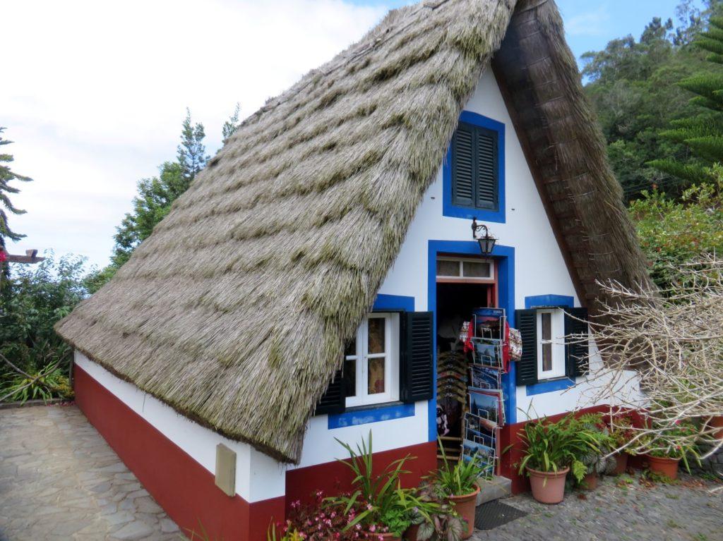 Santana village Madeira