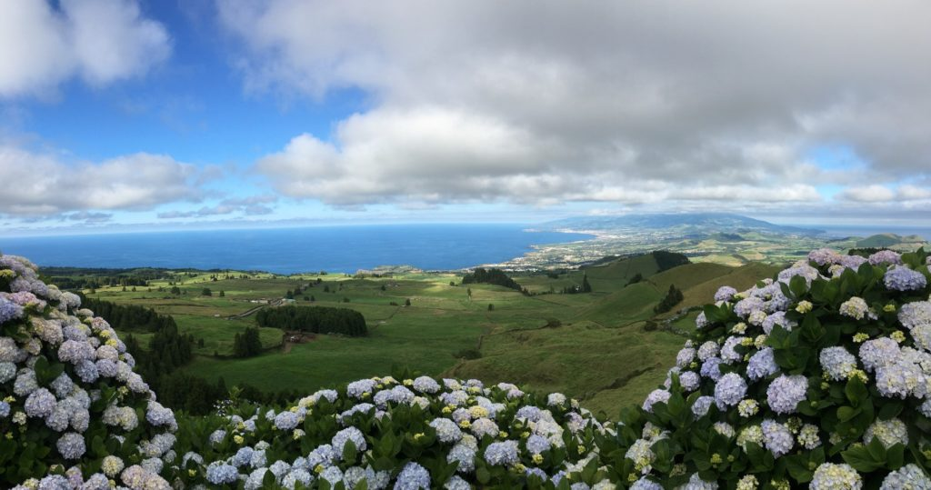 Sao Miguel View