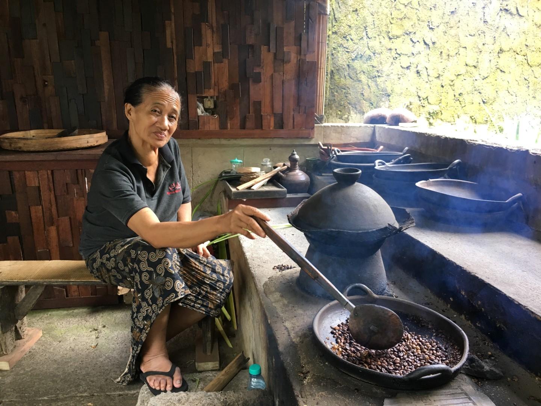Oka Agriculture Bali