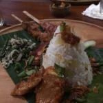 Ubud authentic food