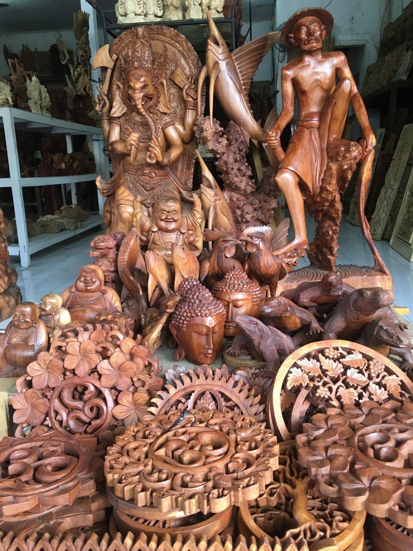Sukawat market, Bali