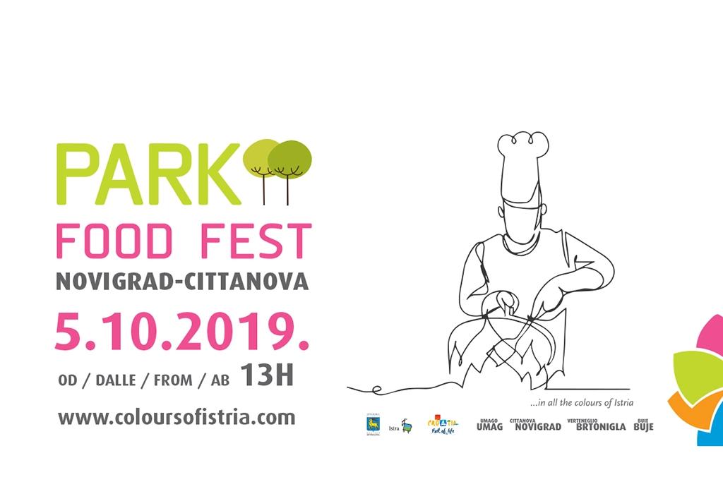 Park Foof Fest Novigrad