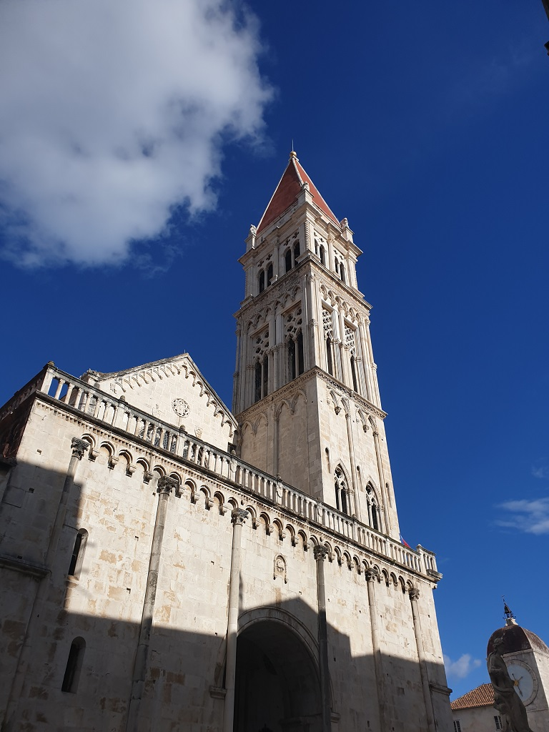 The Cathedral of St. Lawrence , Trogir, Croatia