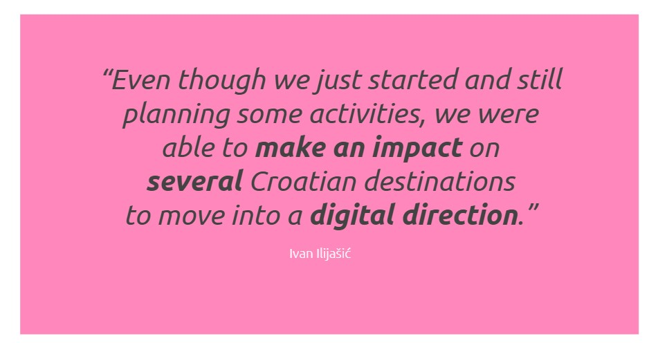 Ivan Ilijasic about smart tourism innitiative as one of the ways of innovative tourism product