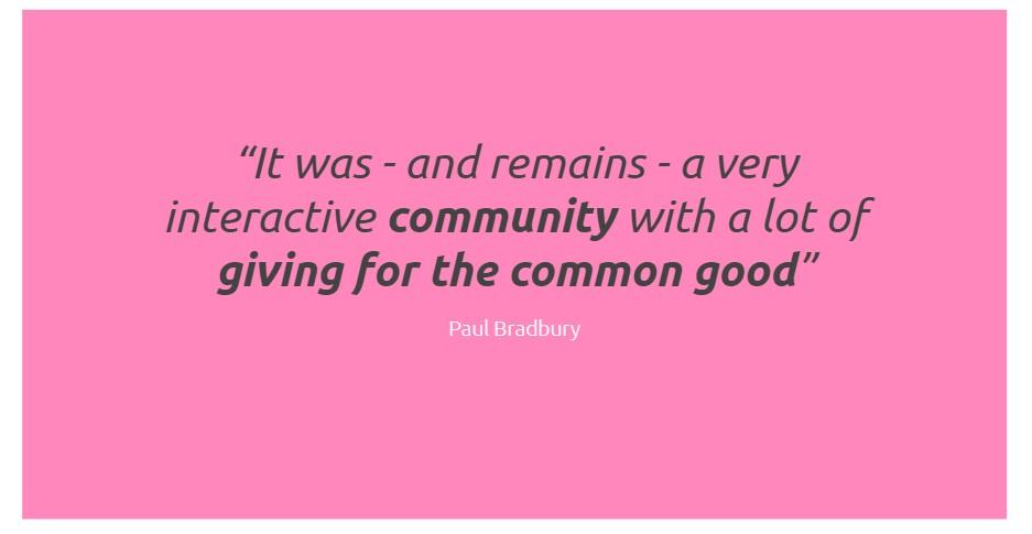 Paul Bradbury about Viber community Total Croatia Travel Info as a innovative digital tourism product